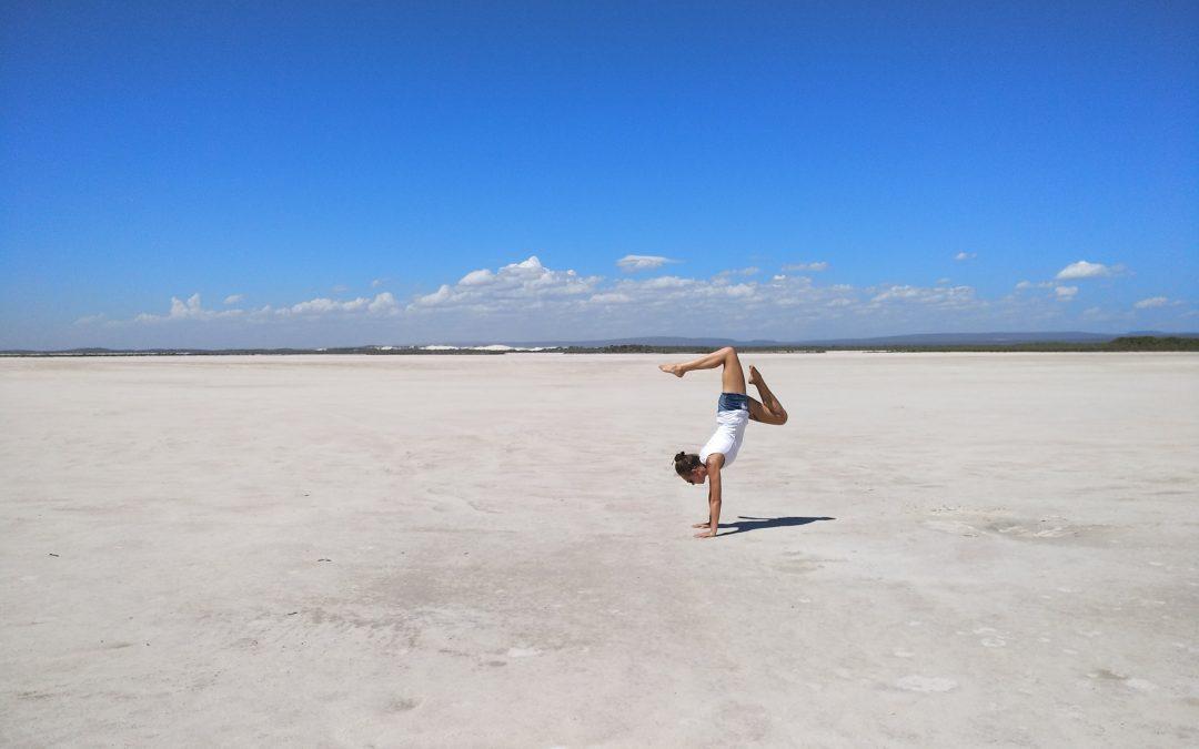 Carla Aspesberger about consious breath
