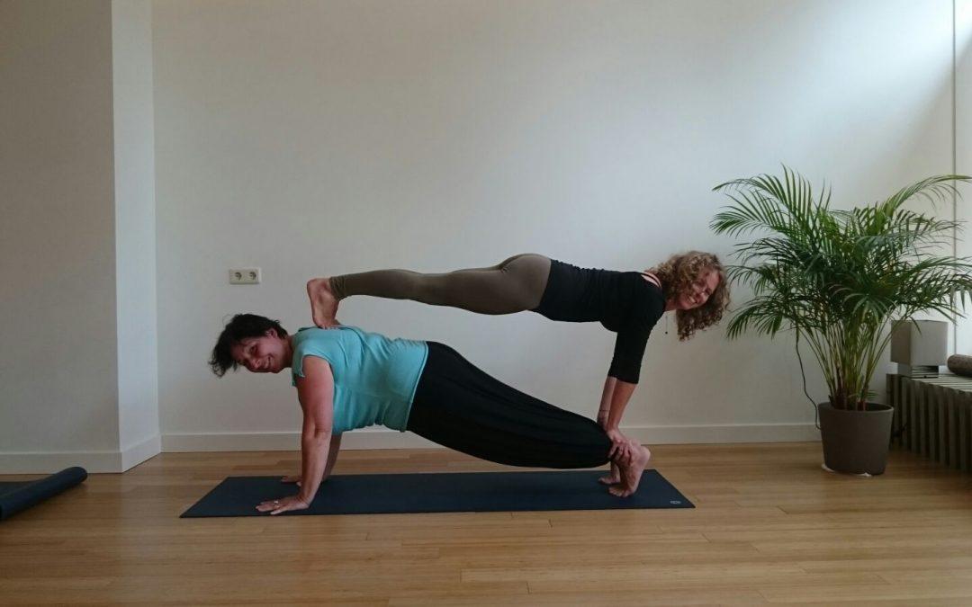 Duo Yoga - Yoga Amsterdam Zuid | Yoga Spot