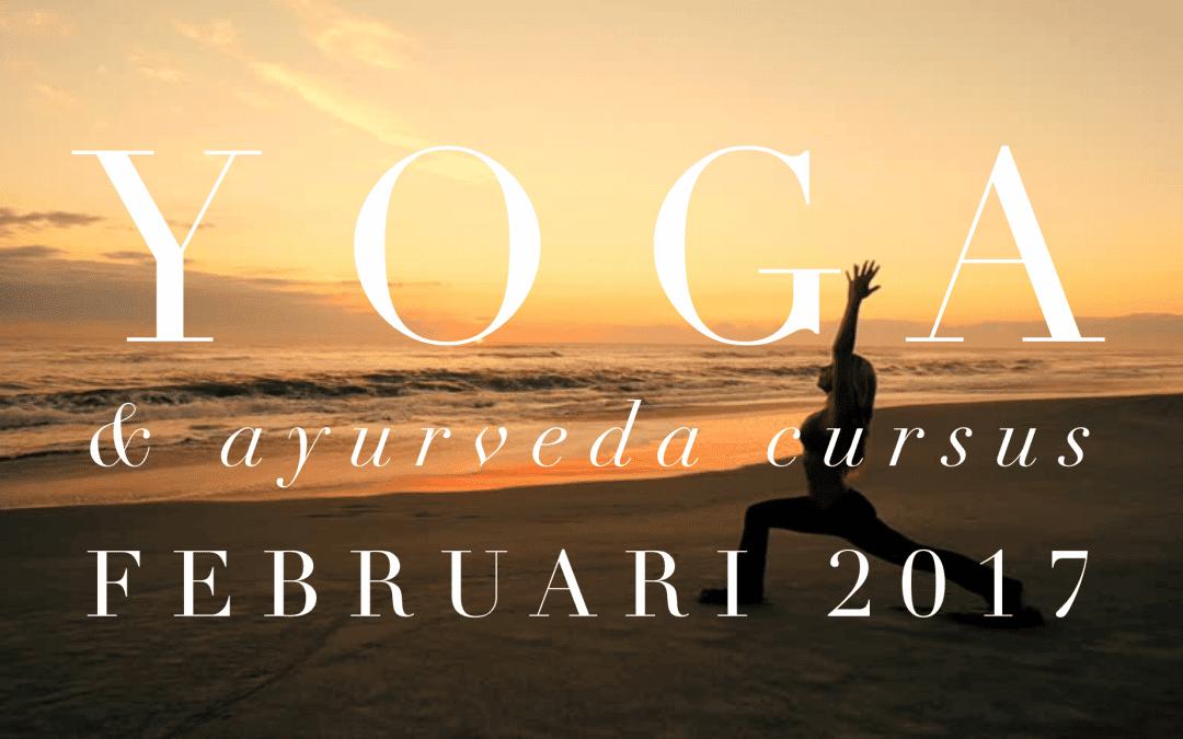 Cursus Ayurveda & Yoga