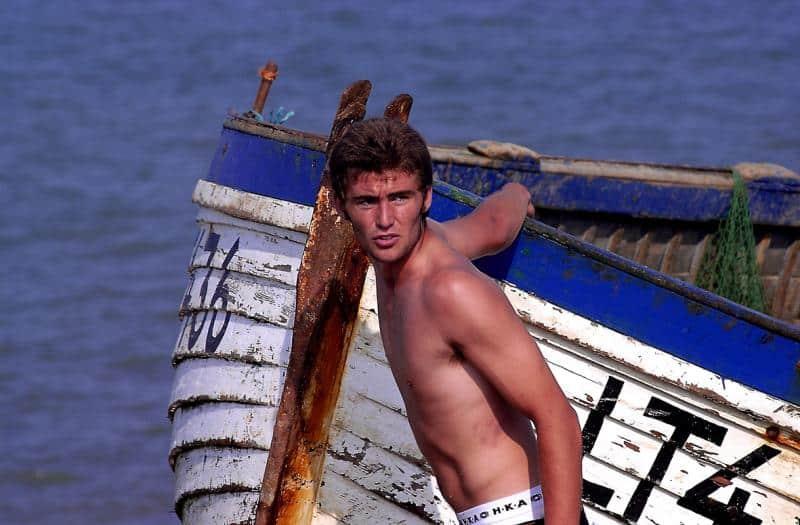 De mexicaanse visser