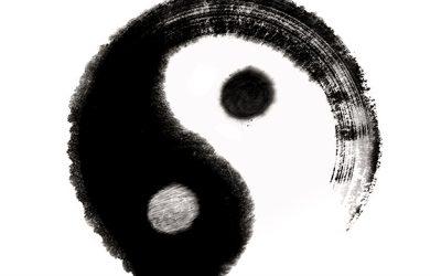 De Yin-zijde van goede voornemens