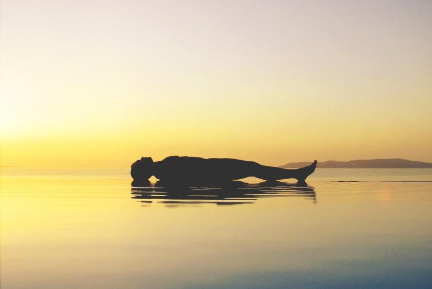 Yoga Nidra tegen stress