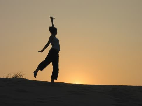 Embodied Flow class, the power of intuitive movement