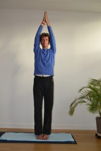10 full body stretch
