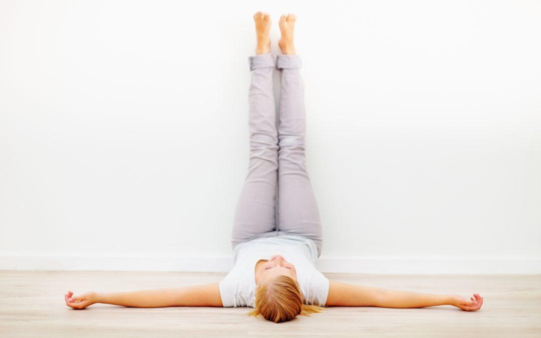 yoga voor als je staand, lopend en tillend werk doet